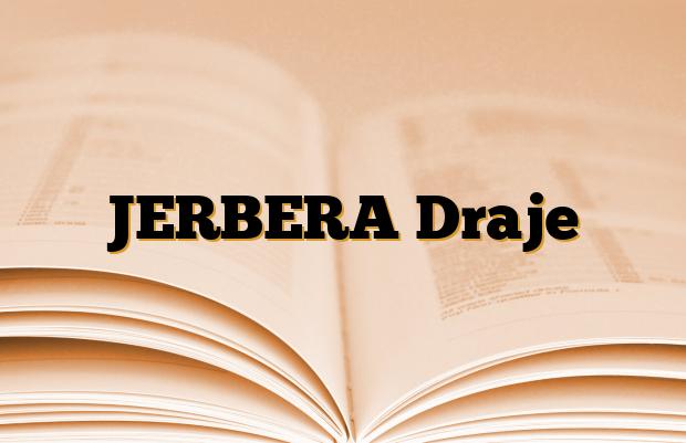 JERBERA Draje