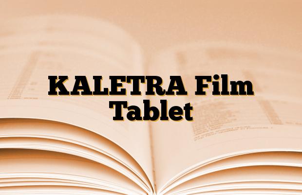 KALETRA Film Tablet