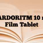KARDORITM 10 mg Film Tablet