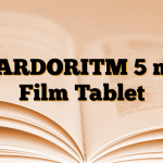 KARDORITM 5 mg Film Tablet