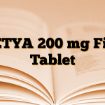 KETYA 200 mg Film Tablet