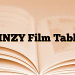 KINZY Film Tablet