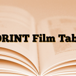 KORINT Film Tablet