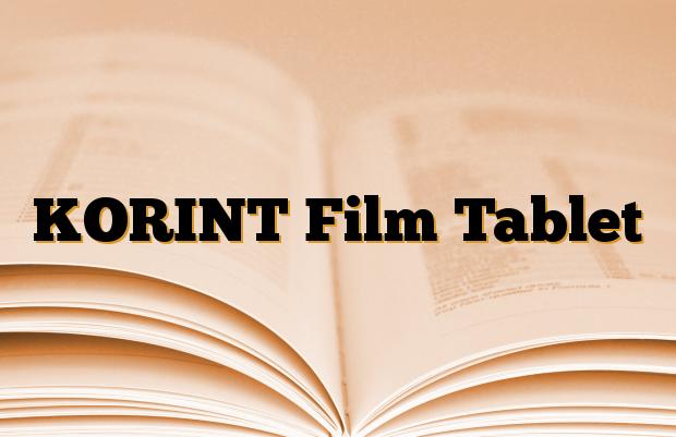KORINT Film Tablet