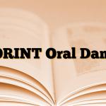 KORINT Oral Damla