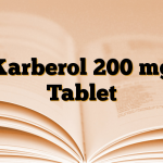 Karberol 200 mg Tablet