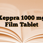Keppra 1000 mg Film Tablet