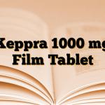 Keppra 1000 mg Film Tablet