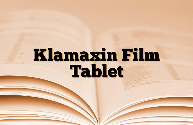 Klamaxin Film Tablet