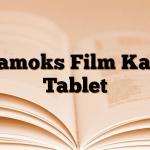 Klamoks Film Kaplı Tablet