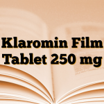 Klaromin Film Tablet 250 mg