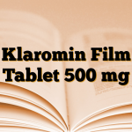 Klaromin Film Tablet 500 mg