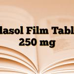 Klasol Film Tablet 250 mg