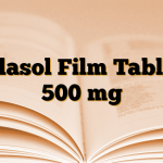 Klasol Film Tablet 500 mg
