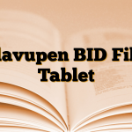 Klavupen BID Film Tablet