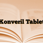Konveril Tablet