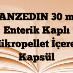 LANZEDIN 30 mg Enterik Kaplı Mikropellet İçeren Kapsül