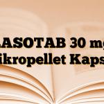 LASOTAB 30 mg Mikropellet Kapsül