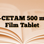L-CETAM 500 mg Film Tablet