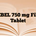 LEBEL 750 mg Film Tablet