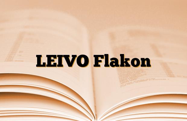 LEIVO Flakon