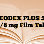 LEODEX PLUS 50 mg/8 mg Film Tablet