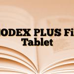 LEODEX PLUS Film Tablet