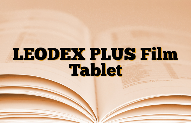 LEODEX PLUS Film Tablet
