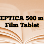 LEPTICA 500 mg Film Tablet