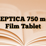 LEPTICA 750 mg Film Tablet