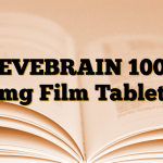LEVEBRAIN 1000 mg Film Tablet