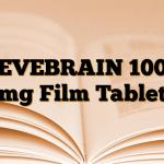 LEVEBRAIN 1000 mg Film Tablet