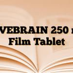 LEVEBRAIN 250 mg Film Tablet