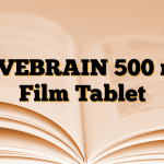 LEVEBRAIN 500 mg Film Tablet