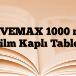 LEVEMAX 1000 mg Film Kaplı Tablet
