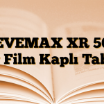 LEVEMAX XR 500 mg Film Kaplı Tablet