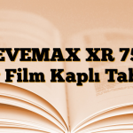 LEVEMAX XR 750 mg Film Kaplı Tablet