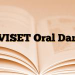 LEVISET Oral Damla