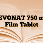LEVONAT 750 mg Film Tablet