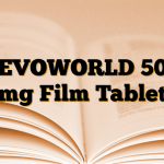 LEVOWORLD 500 mg Film Tablet