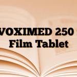 LEVOXIMED 250 mg Film Tablet