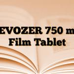 LEVOZER 750 mg Film Tablet