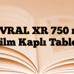 LEVRAL XR 750 mg Film Kaplı Tablet