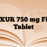 LEXUR 750 mg Film Tablet