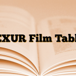 LEXUR Film Tablet