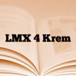 LMX 4 Krem