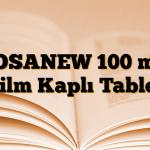 LOSANEW 100 mg Film Kaplı Tablet