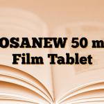 LOSANEW 50 mg Film Tablet