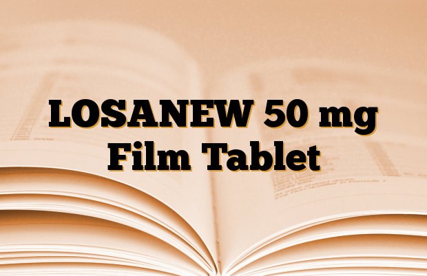 LOSANEW 50 mg Film Tablet
