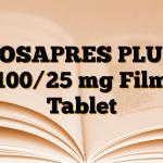 LOSAPRES PLUS 100/25 mg Film Tablet